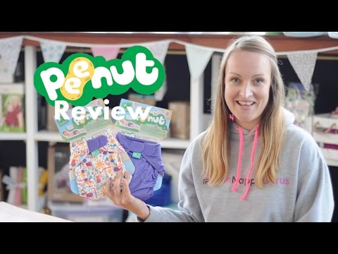 A Look Inside The Brand New Peenut Nappy From Tots Bots!