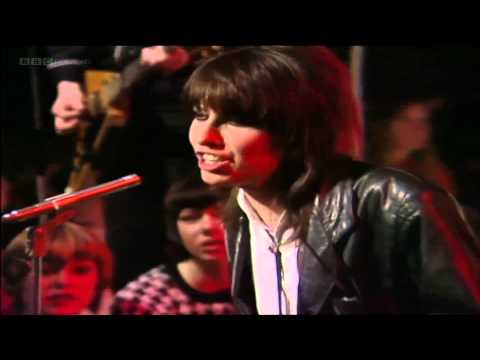 The Pretenders – Brass In Pocket (I'm Special)  – Top of the Pops