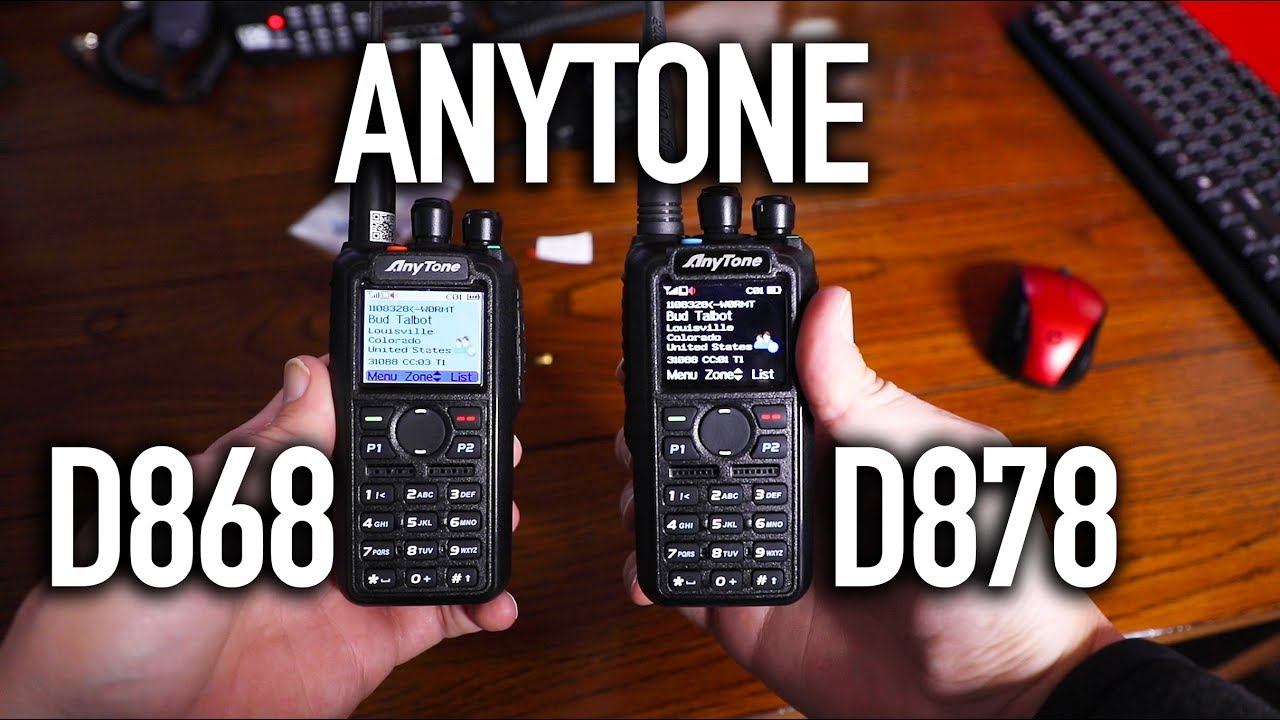 Is The AnyTone AT-D878UV DMR Radio Worth The Money?