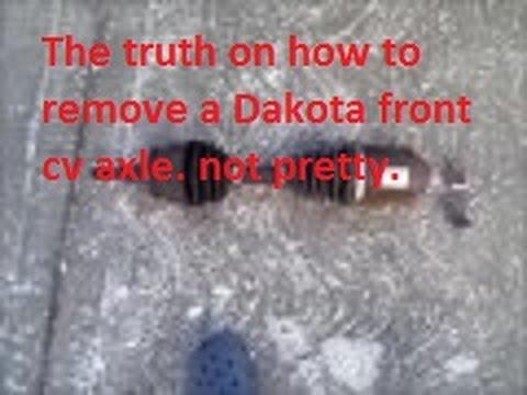 Hqdefault on 2002 Dodge Dakota Front Drive Shaft