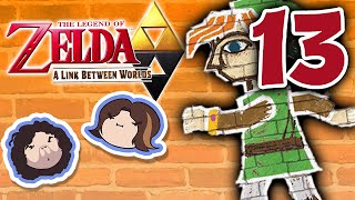 Zelda A Link Between Worlds: Sword Fighting - PART 13 - Game Grumps