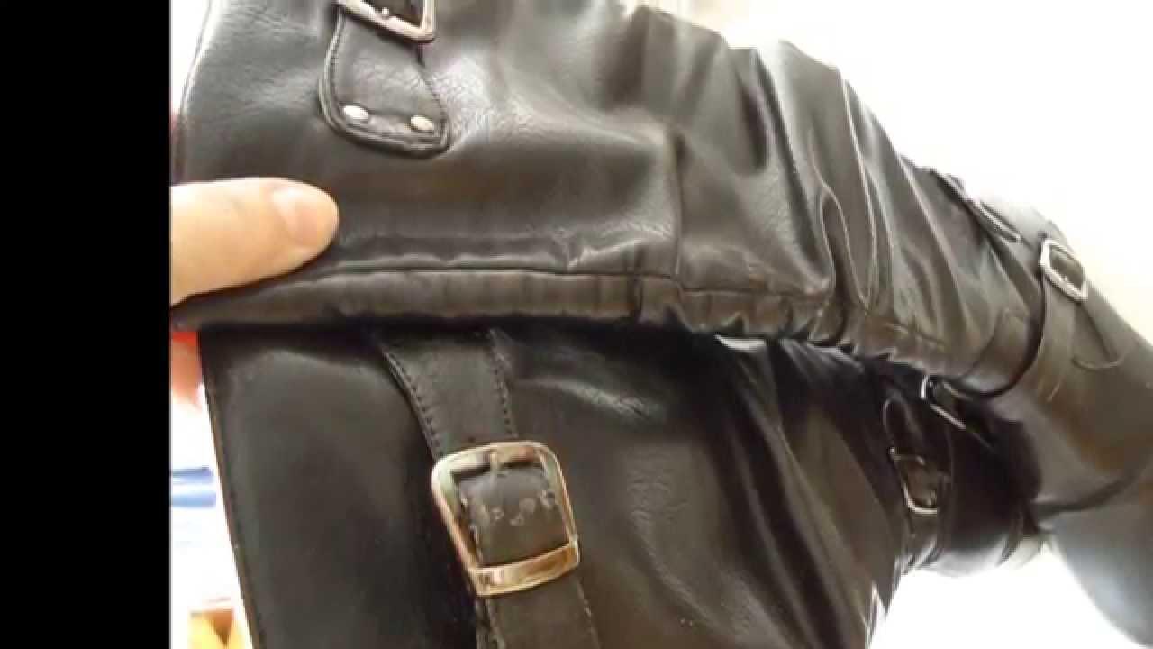 Jaqueta e bota no trem jacket and boots pt 2 - 5 10