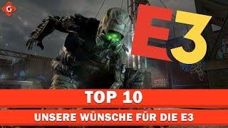 Unsere Wünsche für die E3 2019 | Top 10