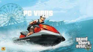 GTA V: PC Torrent Virus