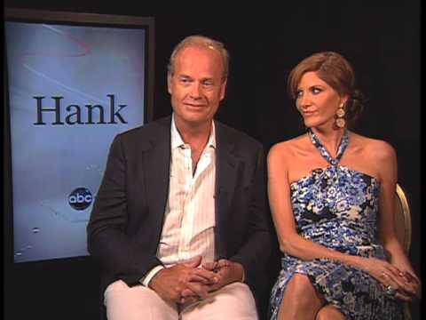 Hank  Kelsey Grammer and Melinda McGraw  The Pyors