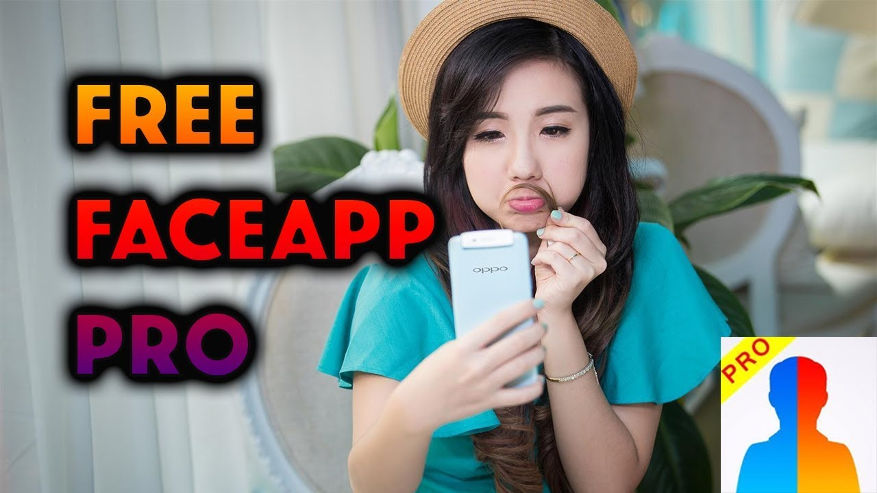 FaceApp Pro Free - How To Get Free FaceApp Pro ✅ FaceApp Premium Unlocked  APK ✅ (iOS & Android)