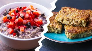 7 Healthy Oatmeal Recipes For Weight Loss