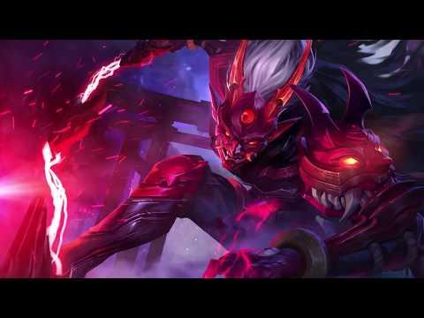 [Cốt Truyện] Omen quỷ nguyệt tướng - Sức mạnh của dòng máu bát xà! - Garena Liên Quân Mobile