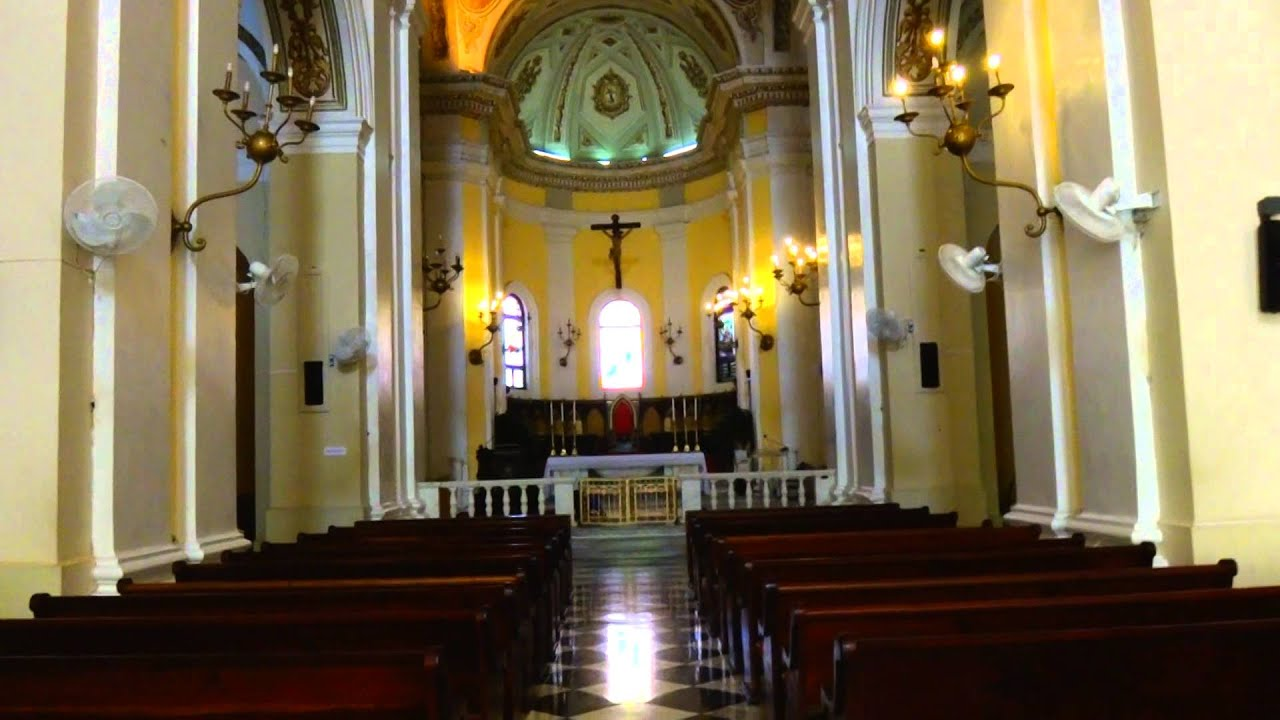 Catedral de San Juan Bautista - Cathedral of Saint John the ...