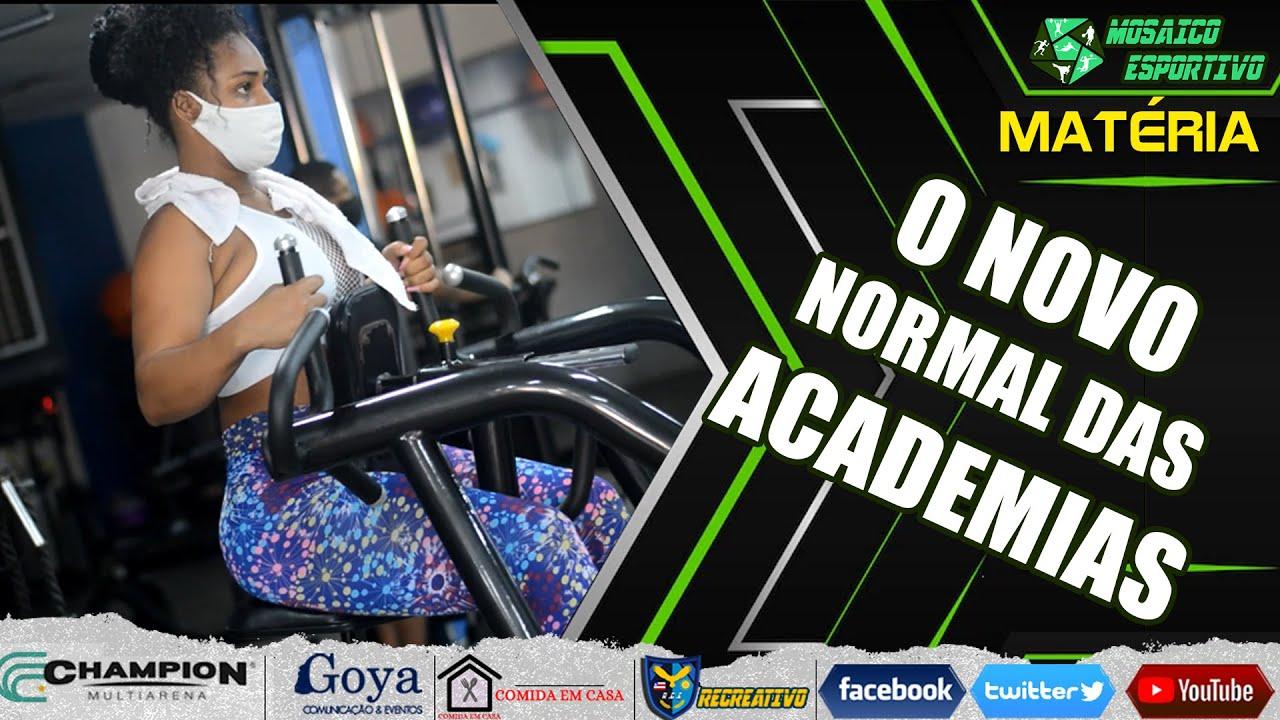 O Novo Normal das Academias