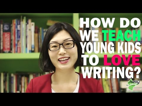 How Do We Teach Young Kids To Love Writing?