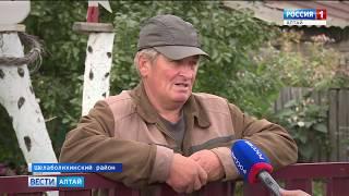 На Алтае фермер открыл стрельбу по молодым людям, зашедшим на его участок
