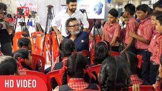 Rakeysh Omprakash Mehra Interaction With School Kids   Yuva Unstoppable