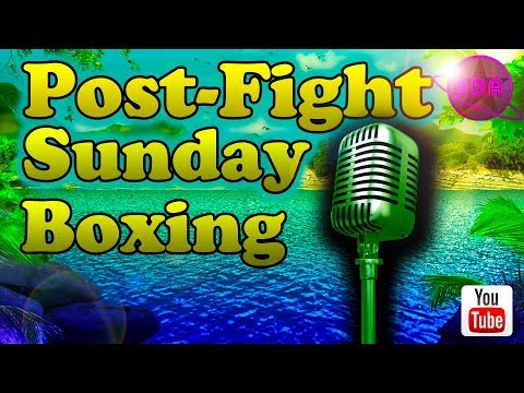 Boxing Post Fight Podcast: Jacobs vs Sulecki, Dogboe vs Magdaleno and more