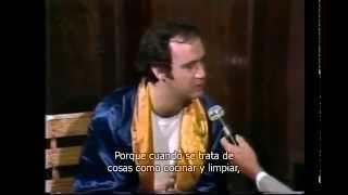 Andy Wrestles Women (subtitulado al español)