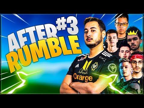 LES PROS EN DUO POUR L'AFTER RUMBLE !!! (Saison 2 - Ep.3)