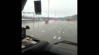 Как можно обмануть систему взимания платы за дорогу, на трассе М4 Дон!