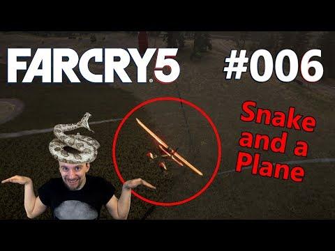 SNAKE and a PLANE | Far Cry 5 #006 | Denkmalschutz