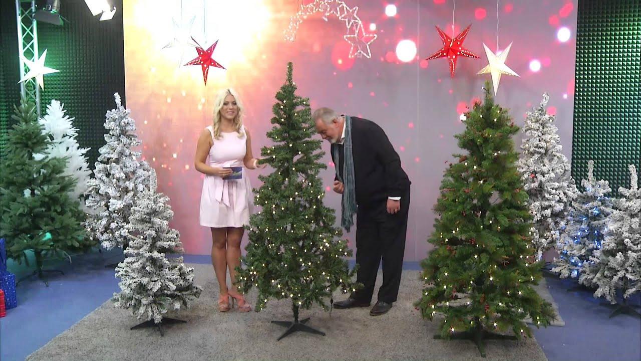 Knstlicher Weihnachtsbaum im Schneedesign 120 cm 199