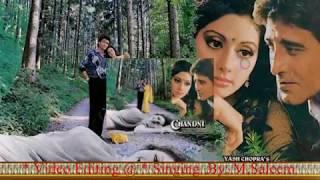 Tribute to Vinod Khanna:@   Sridevi Ji