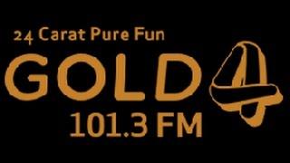 Gold FM (101.3 MHz) New  ON AIR Studio......15/07/2016