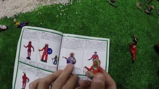 Солдатики игрушки играть с детьми игра как мультики лего роботы война про солдатиков Форт Техас 142