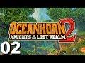 Oceanhorn 2 - Cornfox & Brothers - Walkthrough Part 2 - iPhone X - Apple Arcade