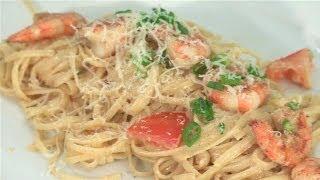 How To Make Cajun Style Shrimp Linguine
