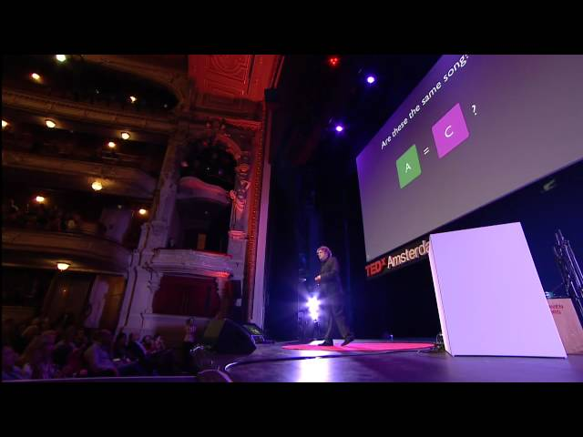 TEDxAmsterdam 2011 - Henkjan Honing