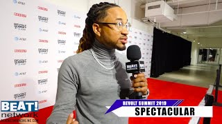 Spectacular Wants To Create A Summit For Marketing. | BEAT! Exclusive