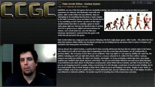 Elder Scrolls Online - Combat System / Mechanics / Features