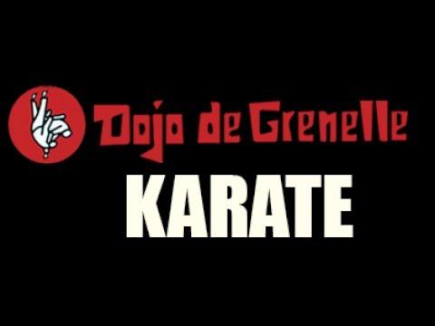 Cours de Karaté au Dojo de Grenelle Paris 15e