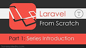 Laravel From Scratch - YouTube