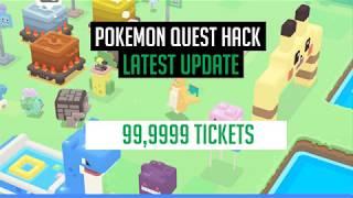 Pokemon Quest Hack APK Download ⛈ I CAUGHT MEWTWO IN POKEMON QUEST! Pokemon Guide!