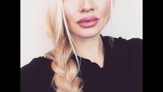 Увеличение губ гиалуроновой кислотой МОЙ ОПЫТ