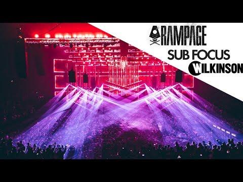 Sub Focus B2B Wilkinson @Rampage 2019 | Drops only