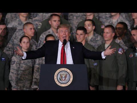 Trump military parade won't have tanks