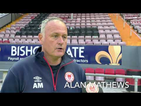 Reaction | Mathews On 3-1 Win In Longford