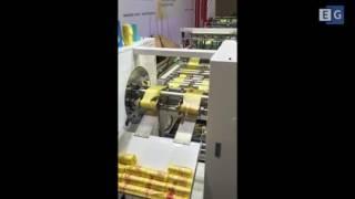 Автоматическая двухручьевая пакетоделательная машина для производства пакетов  YF-R500(Предлагаем вашему вниманию видео работы станка для производства пакетов. С полным описанием и характерист..., 2016-07-21T08:49:12.000Z)