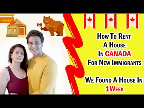 How To Rent House In Canada For New Immigrants?  Rent In Toronto