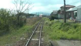 【前面展望】JR筑豊本線(原田線)下り 桂川→原田 6627D キハ31-3