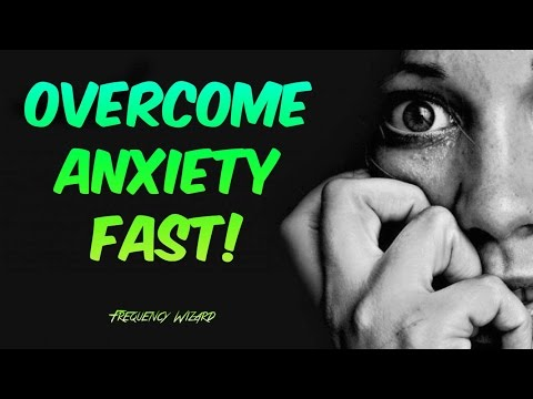 OVERCOME ANXIETY FAST!  Anxiety Relief - Mind / Body Balance - Alpha Monaural Beats