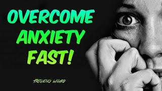 OVERCOME ANXIETY FAST!  Anxiety Relief - Mind / Body Balance -…