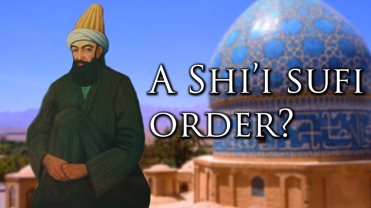 Download Shah Ni'matullah Wali & The Ni'matullahi Sufi Order