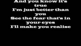 Saliva-Hunt You Down Lyrics