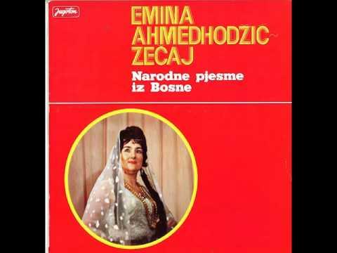 Emina Ahmedhodzic Zecaj - Hvalila se Sarica kaduna - (Audio )