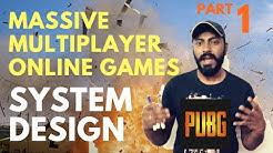 Online games system design frontend PART 1 | online game software architecture