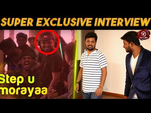Petta Marana Mass Choreographer Sheriff Super Exclusive Interview Promo | Rajinikanth