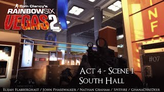 South Hall - Tom Clancy