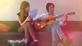 NGỒI CA HÁT BỀNH BỒNG - Cover by Thái Tuyết Trâm - HỢP ÂM GUITAR CỰC CHUẨN